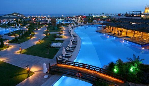 Hotelanlage in Antalya