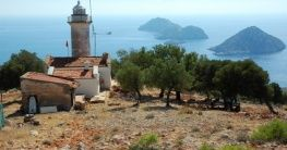 Leuchtturm Antalya