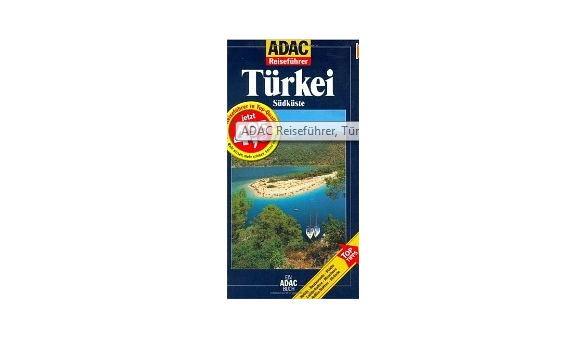 ADAC Reiseführer, Türkei, Südküste