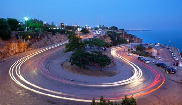 Verkehr in Antalya