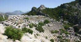 Theater von Termessos