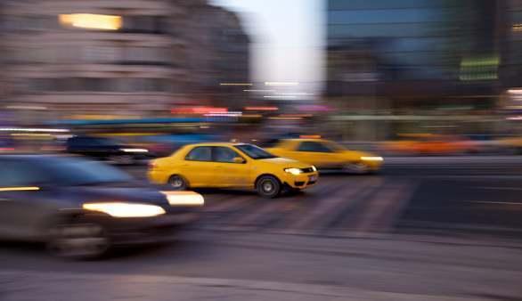 Autofahren in der Türkei