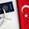 Türkische Flaggen